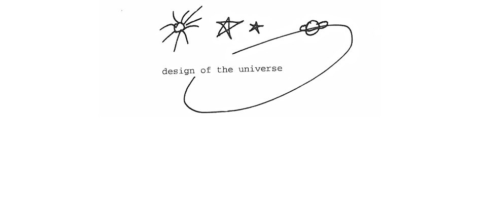 design of the universe